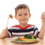 A dieta das crianças diabeticas