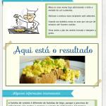 Receita para Diabéticos – Ovos Mexidos Sobre Pão de Centeio