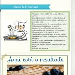 Receita para Diabéticos – Waffles Caseiros com Mirtilos